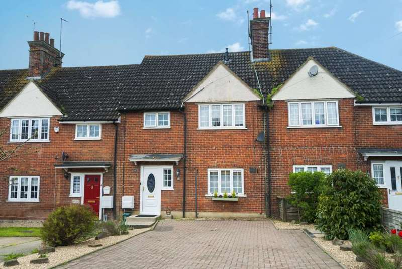 3 Bedrooms Terraced House for sale in Wingrave Road, Tring