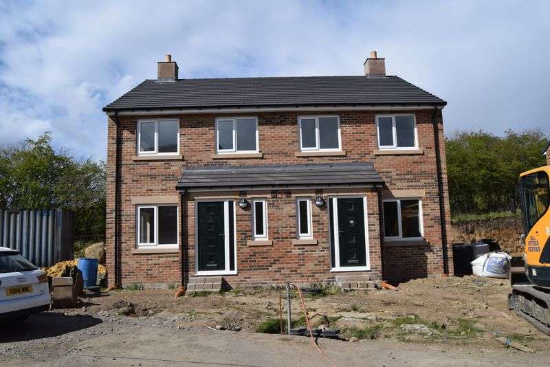 3 Bedrooms Semi Detached House for sale in Falcon Grange, Bardon Mill