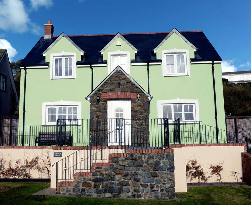 4 Bedrooms Detached House for sale in Y Bwlch, Anchor Down, Solva, Haverfordwest