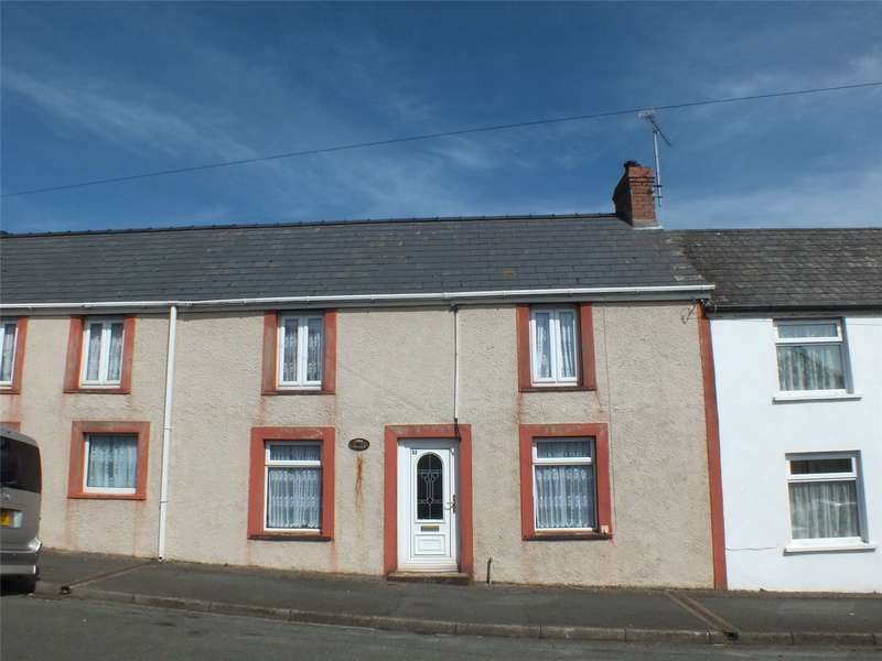 4 Bedrooms Detached House for sale in Upper Hill Street, Hakin, Milford Haven