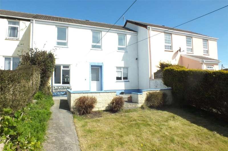 3 Bedrooms Terraced House for sale in Bentlass Terrace, Pembroke Dock, Pembrokeshire