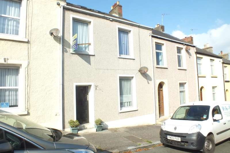 4 Bedrooms Terraced House for sale in Gwyther Street, Pembroke Dock, Pembrokeshire