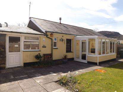 2 Bedrooms Bungalow for sale in Rear Of 2 Church Street, Tremadog, Porthmadog, Gwynedd, LL49