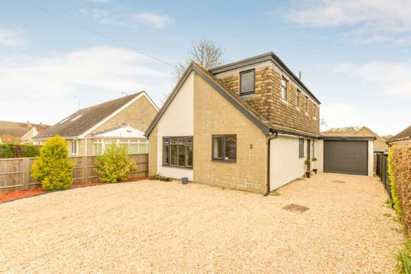 4 Bedrooms Detached Bungalow for sale in Busbys Close, Clanfield