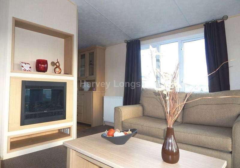 3 Bedrooms Caravan Mobile Home for sale in Prestatyn, Denbighshire