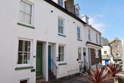 2 Bedrooms Flat for sale in St. Ives, Cornwall