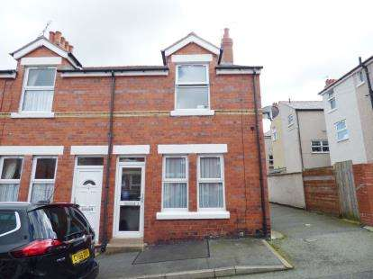 2 Bedrooms End Of Terrace House for sale in Agnes Grove, Colwyn Bay, Conwy, LL29