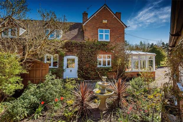3 Bedrooms Cottage House for sale in Upper Ludstone, Claverley