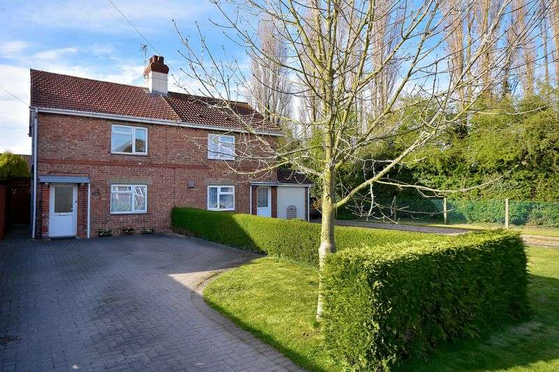 3 Bedrooms Semi Detached House for sale in Laceys Lane, Leverton
