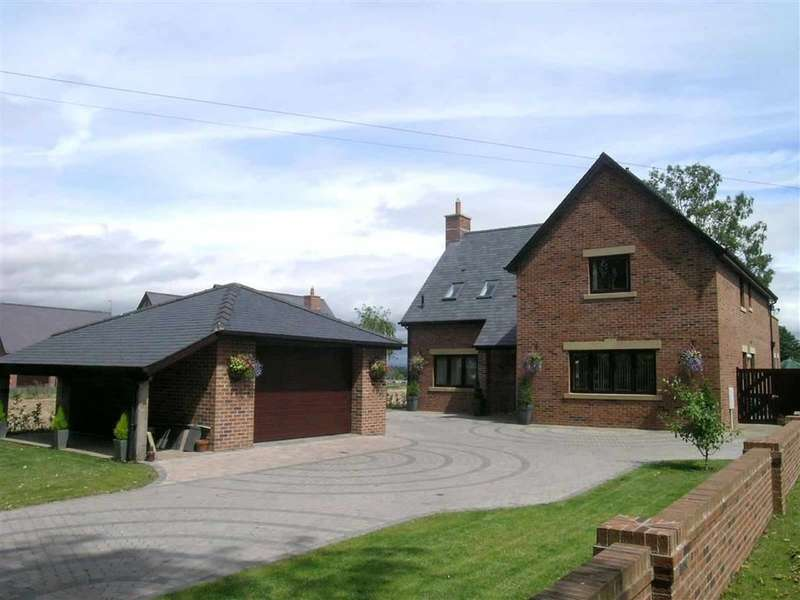 4 Bedrooms Property for sale in Plains Road, Wetheral, Carlisle, Cumbria