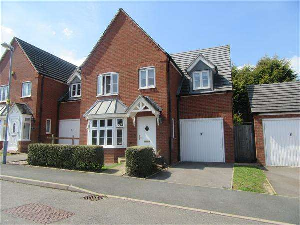 4 Bedrooms Detached House for sale in Redhill Gardens, Kings Norton, Birmingham