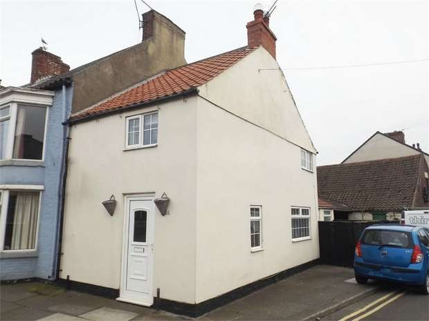 2 Bedrooms End Of Terrace House for sale in High Street West, Redcar, North Yorkshire