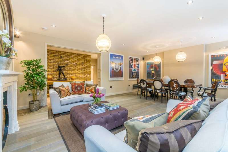 3 Bedrooms Flat for sale in Bedford Avenue, Bloomsbury, WC1B