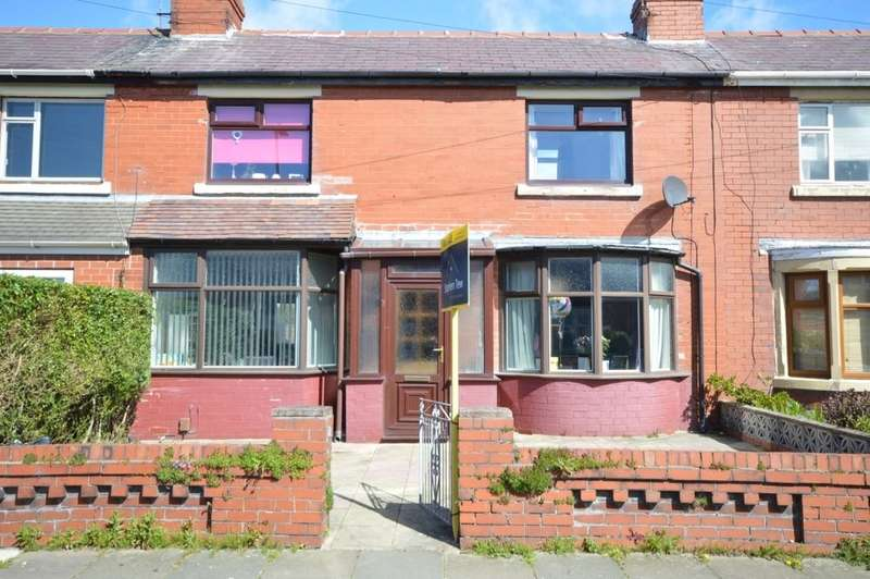 2 Bedrooms Terraced House for sale in Macauley Avenue, Marton