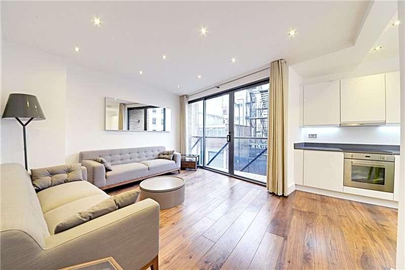 2 Bedrooms Flat for sale in Goodge Street, London, W1T