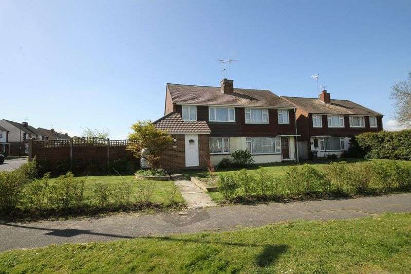 3 Bedrooms Semi Detached House for sale in Leylands Road, Burgess Hill, West Sussex