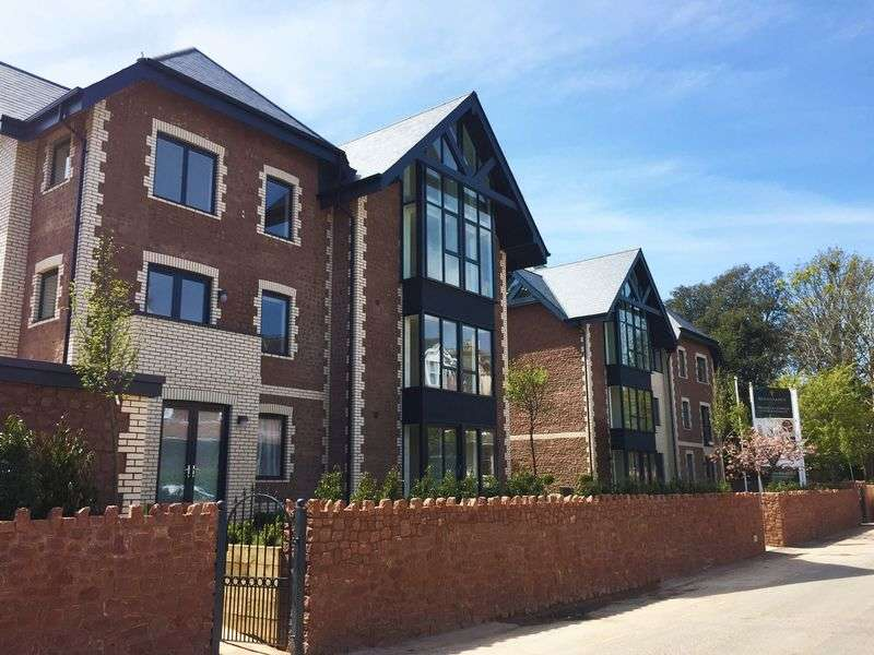 2 Bedrooms Flat for sale in Fleur-de-Lis, Paignton : LUXURY TWO BEDROOM APARTMENT WITH DINING ROOM & MEZZANINE