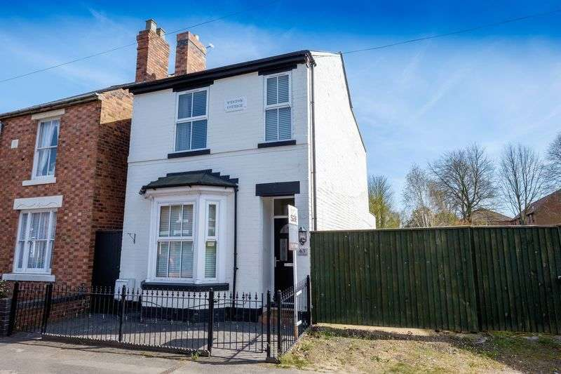 3 Bedrooms Detached House for sale in Limes Road, Tettenhall, Wolverhampton