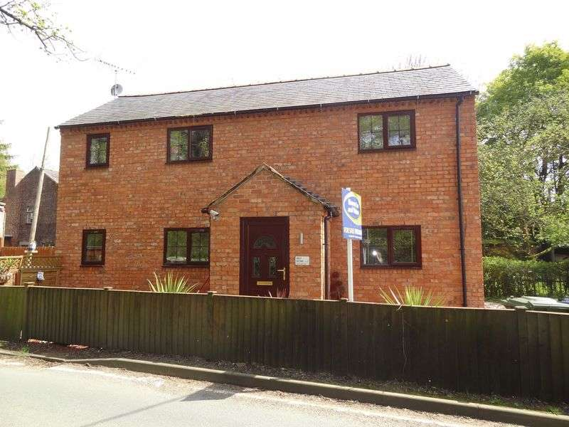 2 Bedrooms Detached House for sale in Kiln Lane, Wrexham