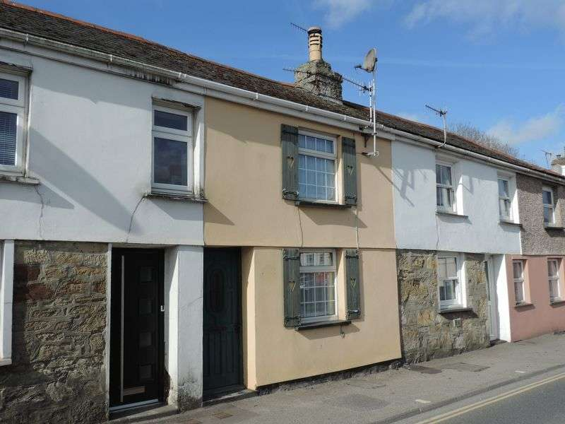 2 Bedrooms Cottage House for sale in Fairmantle Street, Truro
