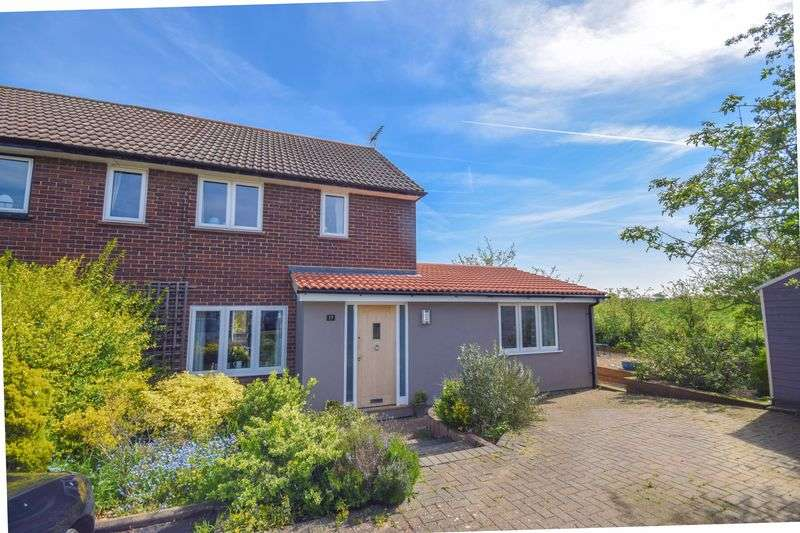 4 Bedrooms Semi Detached House for sale in Barley Ponds Road, Ware