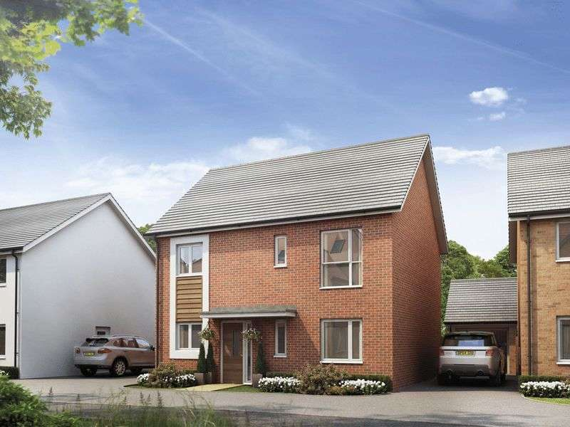 4 Bedrooms Detached House for sale in Cadley Hill, Swadlincote