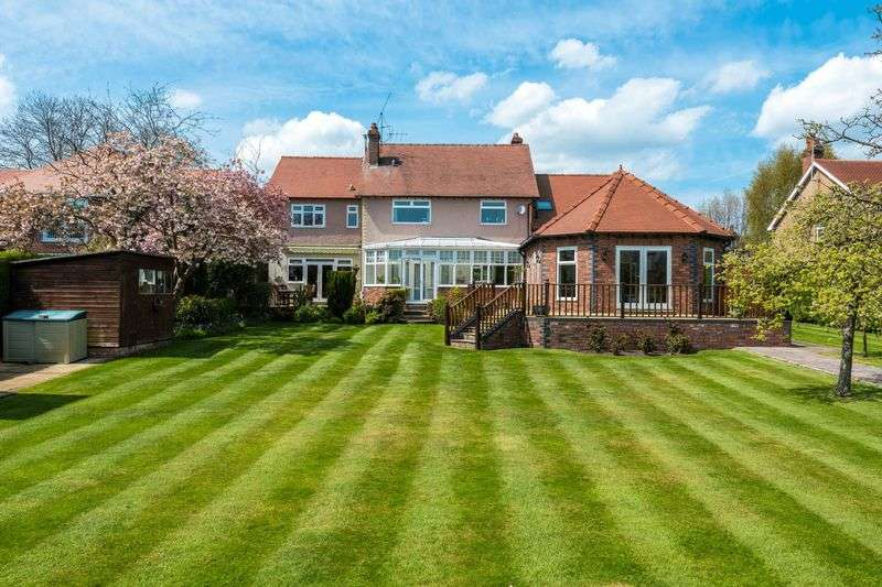 6 Bedrooms Detached House for sale in Swanpool Lane, Aughton