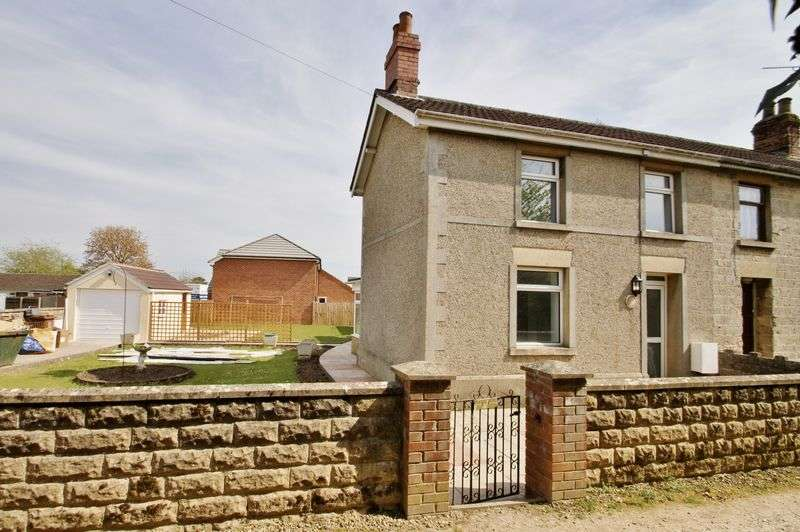 3 Bedrooms Semi Detached House for sale in Buryfield, Lydiard Millicent, Swindon