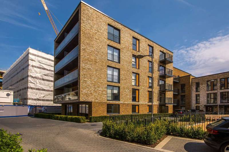 2 Bedrooms Flat for sale in Ashton Reach, Rotherhithe, SE16