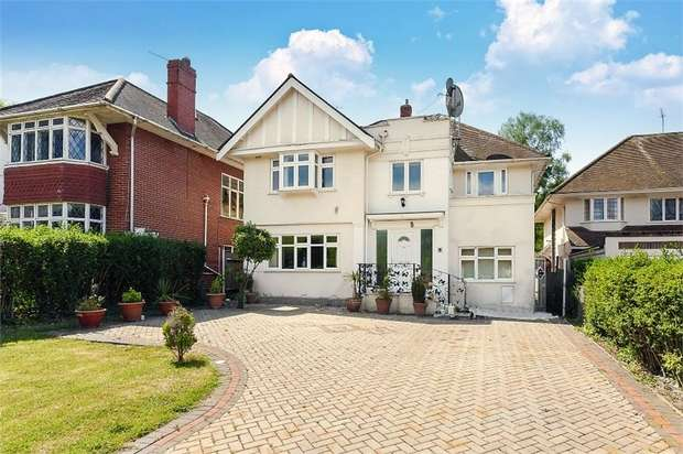 4 Bedrooms Detached House for sale in Robin Hood Way, London