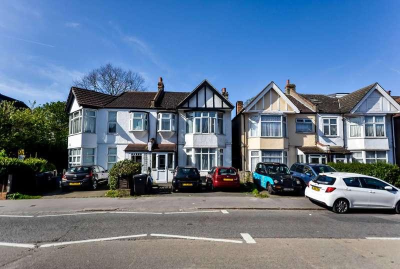 1 Bedroom Maisonette Flat for sale in Melfort Road, Thornton Heath, CR7