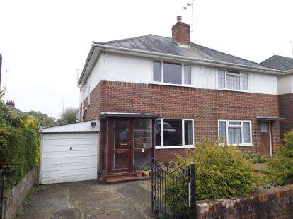 3 Bedrooms Semi Detached House for sale in Parkstone, Poole, Dorset