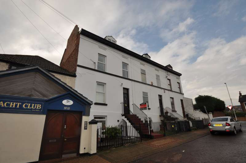 3 Bedrooms Apartment Flat for sale in Hope Street, Wallasey