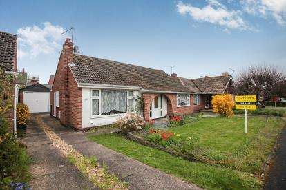 2 Bedrooms Bungalow for sale in The Fleet, Stoney Stanton, Leicester, Leicestershire