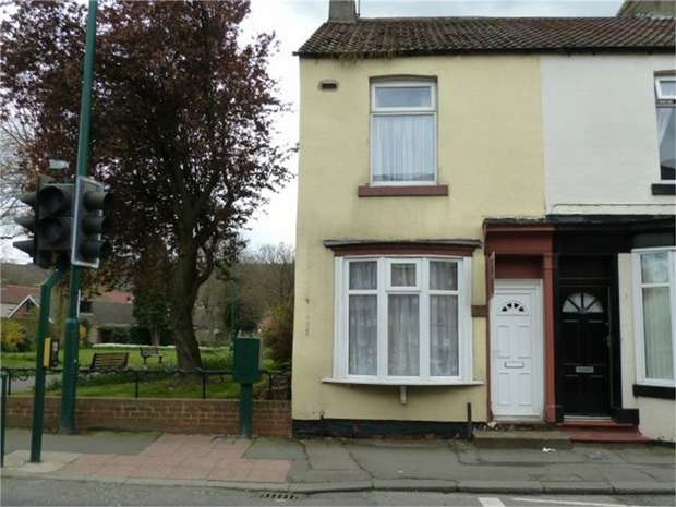 2 Bedrooms End Of Terrace House for sale in Westgate, Guisborough, North Yorkshire
