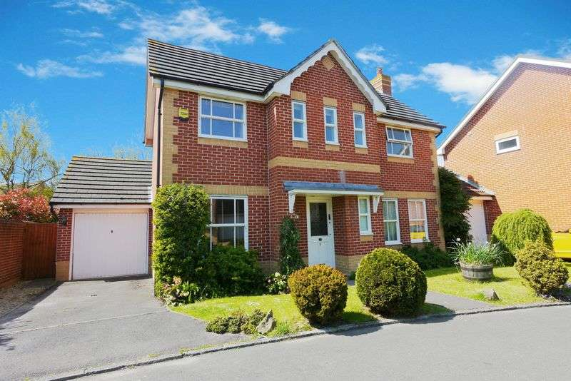 3 Bedrooms Detached House for sale in WINDRUSH MEWS