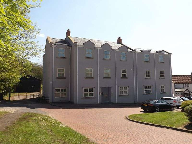 2 Bedrooms Flat for sale in Bank House Apartments, Yarm
