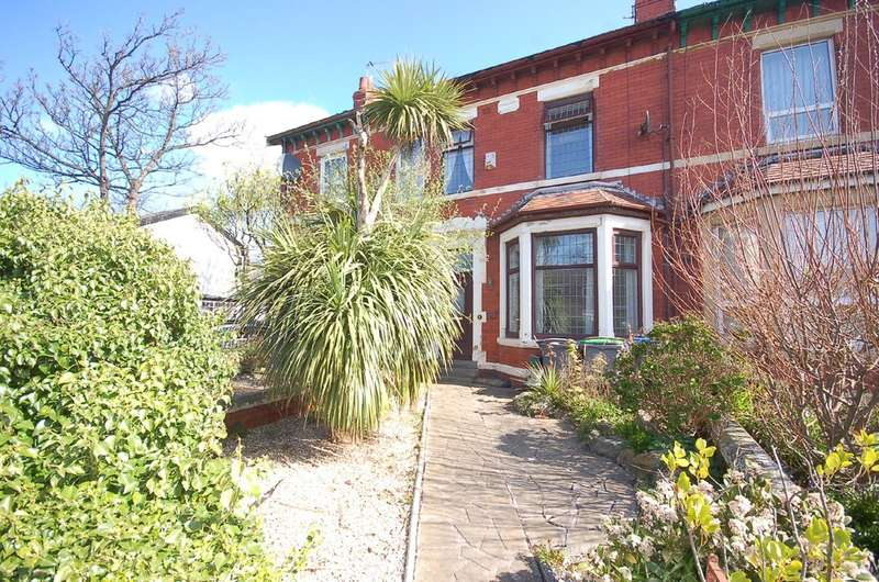 4 Bedrooms Terraced House for sale in Whitegate Drive, Blackpool
