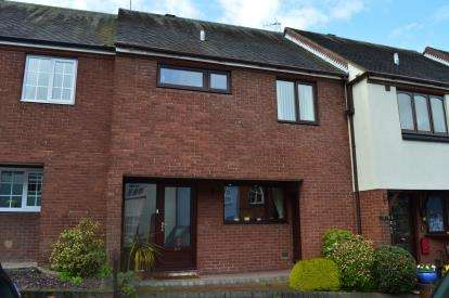 3 Bedrooms Town House for sale in George Lane, Lichfield, Staffordshire