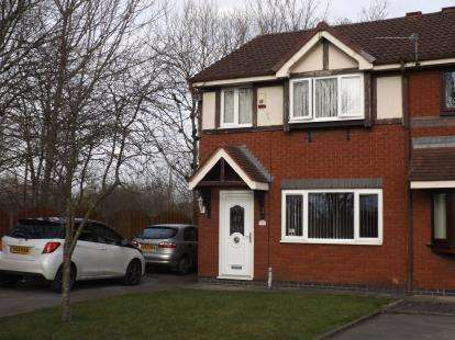 3 Bedrooms Semi Detached House for sale in Walton Hall Drive, Manchester, Greater Manchester