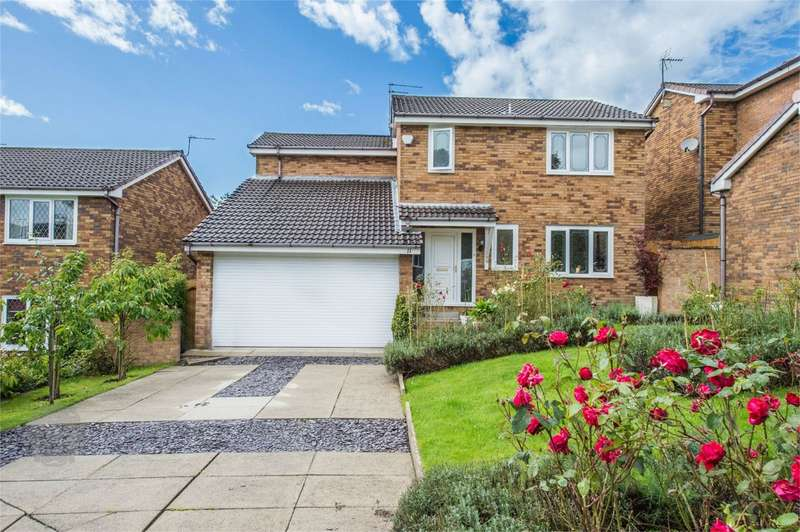 4 Bedrooms Detached House for sale in Braybrook Drive, Lostock, Bolton, Lancashire