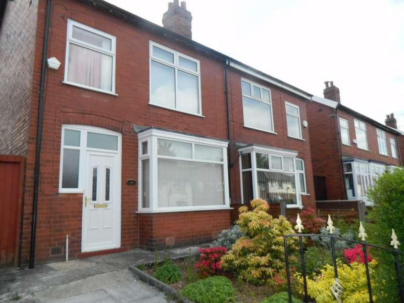 3 Bedrooms Semi Detached House for sale in Hamel Street, Great Lever, Bolton, Lancashire