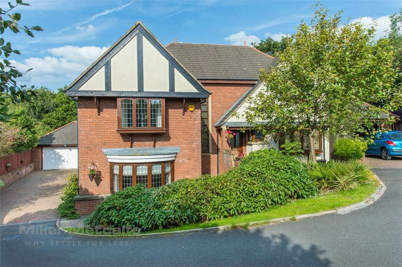 5 Bedrooms Detached House for sale in Strawberry Fields, Euxton, Chorley, Lancashire