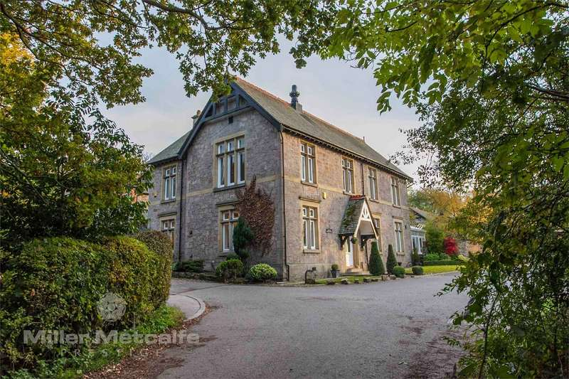 5 Bedrooms Detached House for sale in Withnell Fold, Withnell, Chorley, Lancashire