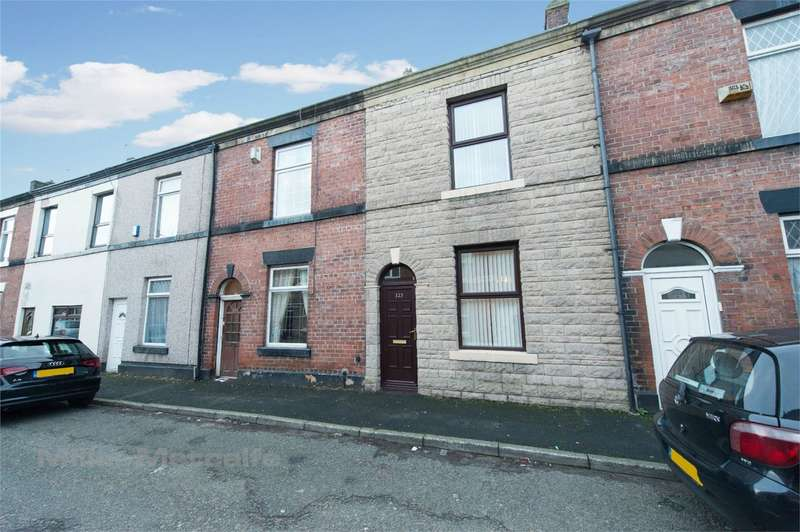 2 Bedrooms Terraced House for sale in Wood Street, Bury, Lancashire