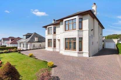 5 Bedrooms Detached House for sale in Gartmore Road, Paisley, Renfrewshire