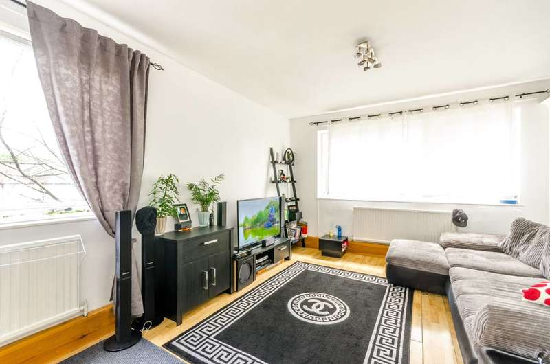 2 Bedrooms Flat for sale in Stuart Crescent, Wood Green, N22