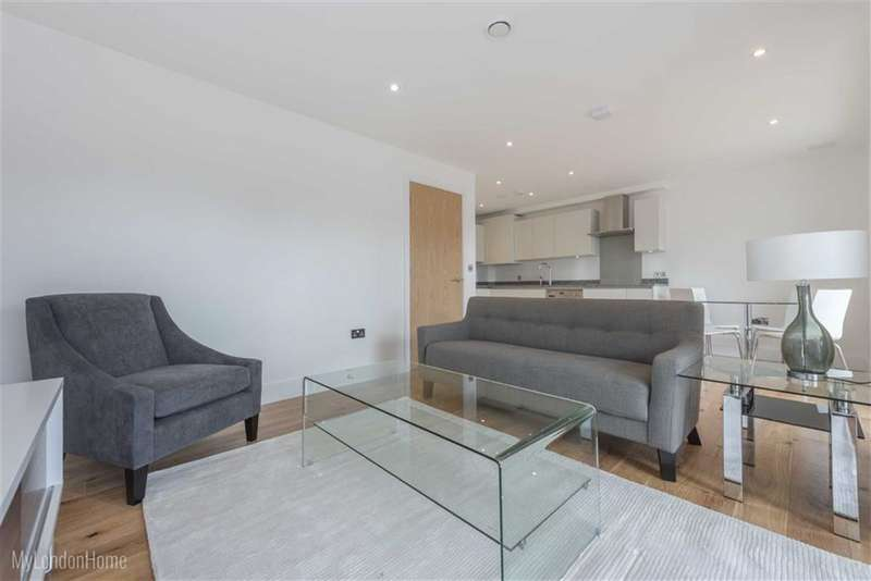 2 Bedrooms Property for sale in Hampton Row, Barnes Common, London, London, SW15