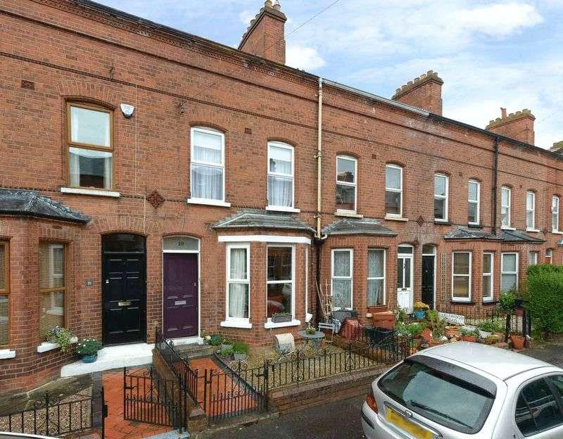 4 Bedrooms Terraced House for sale in 19 Bathgate Drive, Belfast, BT4 2BA
