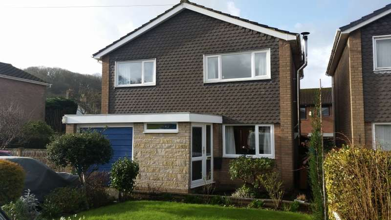 3 Bedrooms Detached House for sale in Cwm Aur, Aberystwyth, Ceredigion, SY23